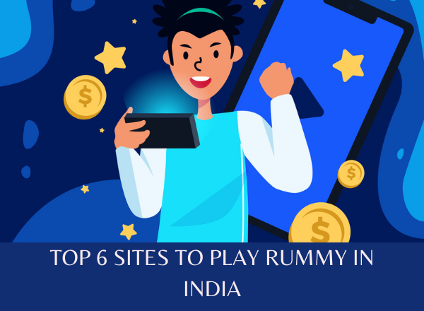 List of top 6 rummy sites to play in India